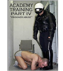 Cop bootlick 2 (TBTAOTW2011) Tags: black men leather boot worship uniform shine boots domination police polish lick cop academy abuse prisoner dominant humiliation bootlick