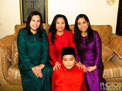 Raya 2011 @ Shah Alam