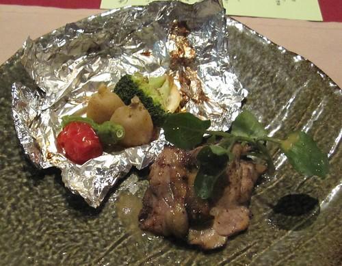 信州ハーブ鶏炭火焼・高原野菜 2011年9月4日 by Poran111