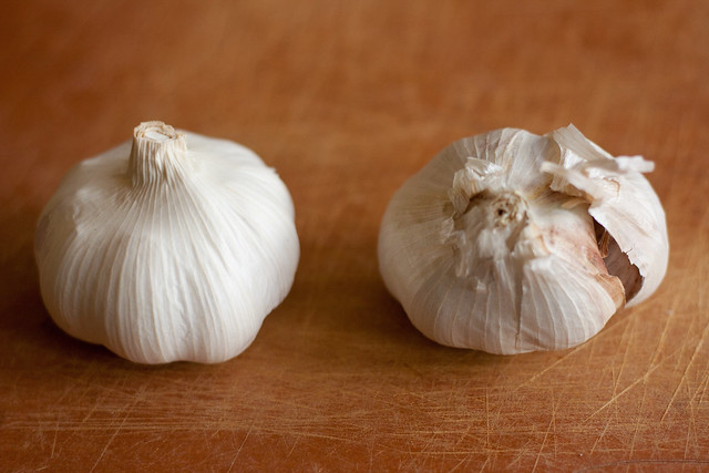 selecting garlic susan cardamom kitchen