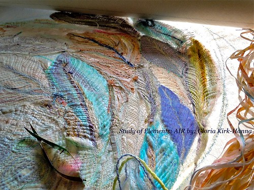 Details of Art Prize 2011 on display at DeVos Place Sep 21-Oct 8 by X-Stream Fibers