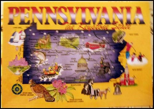 Keystone State, Pennsylvania
