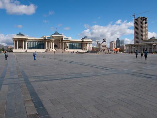 Sukbaatar Square (3)