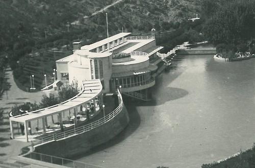 Ankara barrage détail