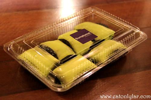 Mango Pancake, Sumptuous Desserts