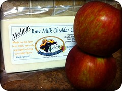 Raw Milk Cheddar