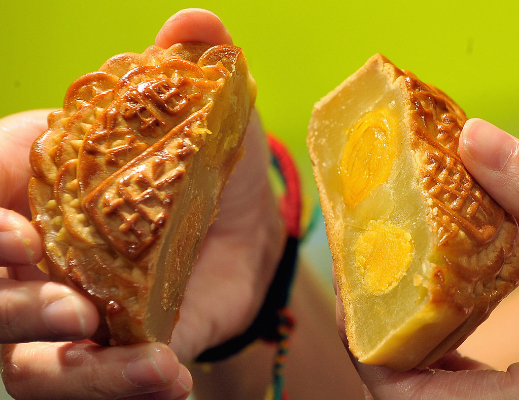 Traditional Moon Cake