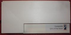 Composite 54x4 Flat Stock