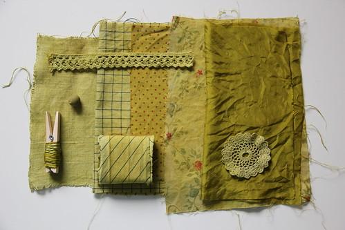 rhamnus alaternus dyeing