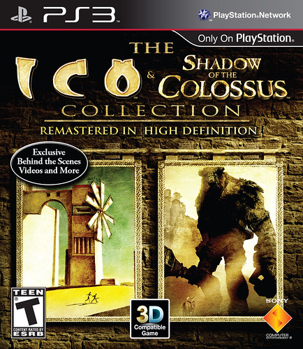 ICO & Shadow of the Colossus Collection for PS3