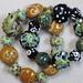 Lampwork Bead Bracelets