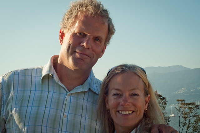 David Vogt and Colleen Hardwick