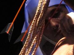Borderline Biennale 2011 - Obsolete Body, Ron Athey acting performance IMG_2950 1 (Abode of Chaos) Tags: streetart france art mystery museum painting outsiderart chaos suspension symbol goin contemporaryart secret 911 explosion taz eros container event vision freemasonry hallucination bodyart ddc mystic cyberpunk manifestation pmd stelarc alchemy modernsculpture prophecy 999 endoftheworld epiphany curator psychosis dadaisme theophany ronathey materiaprima nutriscoetextinguo salamanderspirit organmuseum stigmates demeureduchaos thierryehrmann lukaszpira abodeofchaos exiff onirisme jonjohn xeddyx postapocalyptique maisondartiste artistshouses actingperformance concillium borderlinebiennale obsoletebody exilentia satomizpira lespritdelasalamandre danielromani survivetheapocalypse servergroup bodyhacktivism lakonik oliviercorpstech