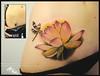 lotus par www.streettattoo.fr.sr