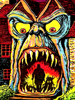 Monster Brains - Ken Reid Preview Image