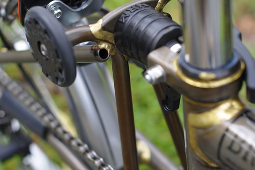 Raw Lacquer Brompton