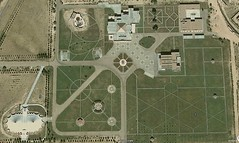 From Google Earth<br /> Lat:- 31.180695<br /> Lon:- 16.579884<br /> Video here:- <a href=