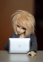 Grrrrrrrrr!!! (Army-of-Me) Tags: sky 1 doll sd type bjd dollfie abjd bg boygirl