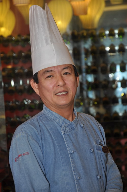 Di Wei Executive Chinese Chef Chin