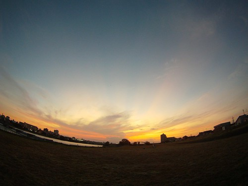 GoPro's Sunset
