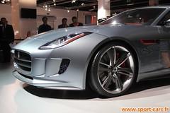 Jaguar C-X16 Concept Francfort 22