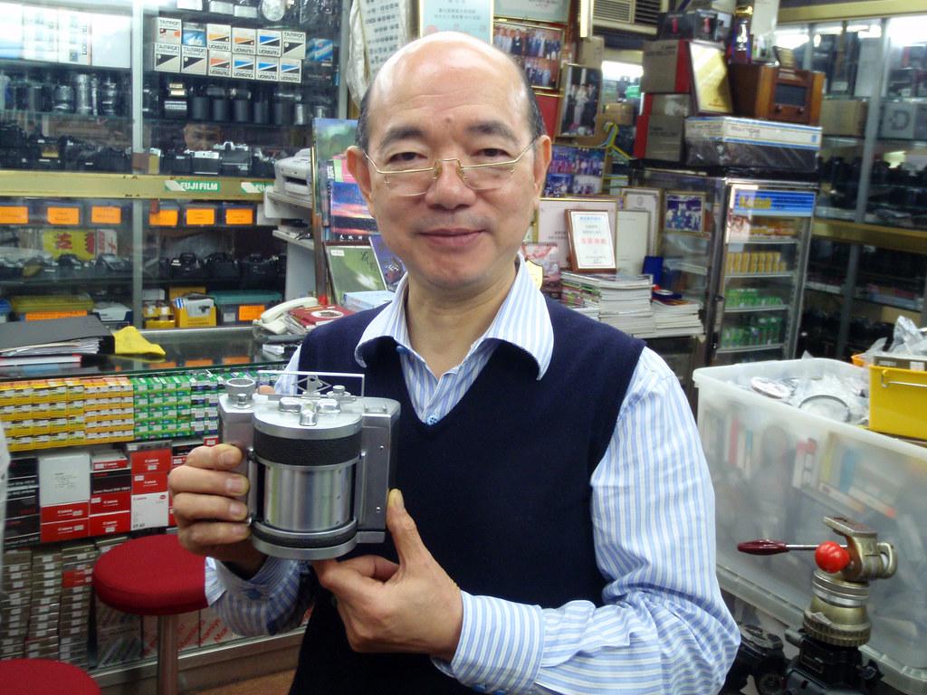 David Chan & his Panon