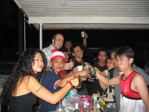 Xmas Party 2004