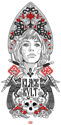 BlackKVLT by Dizza artworks