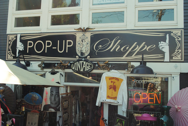 POP-UP Shoppe