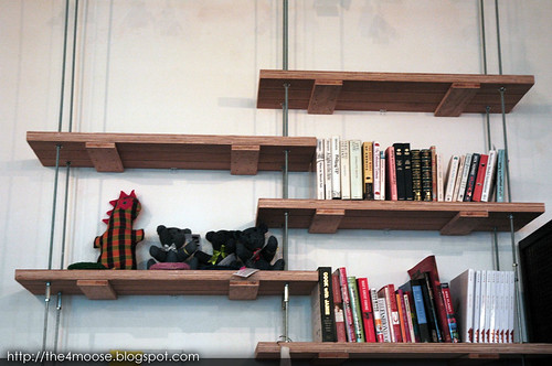 Group Therapy - Book Shelves