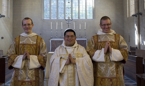 Ordained!