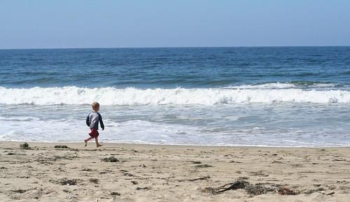 Beach Day 9.18.2011