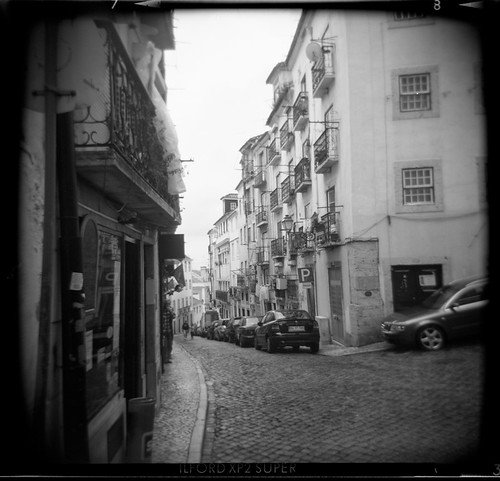 Street Scenes of Lisbon