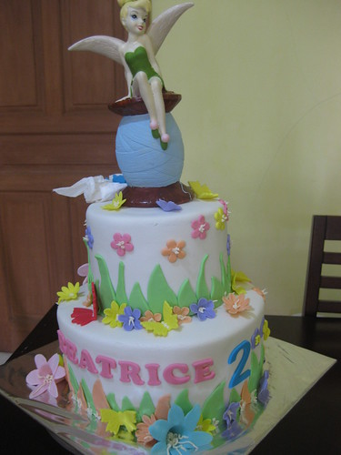 Tinkerbell Cake - BEATRICE #1