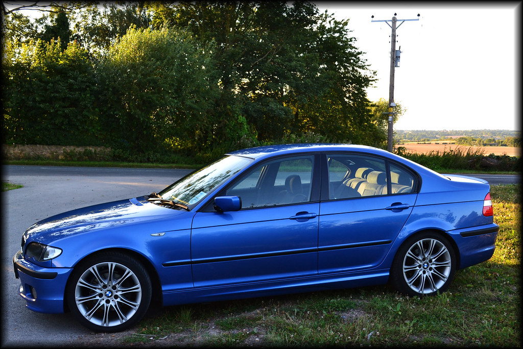 My First Proper Car Bmw E46 Sport Page 1 Readers
