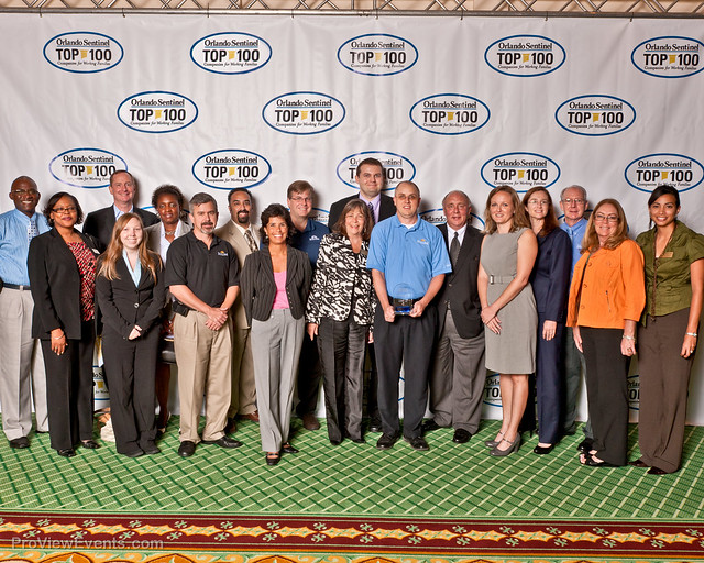 2011 Central Florida's Top 100 Companies for Working Families
