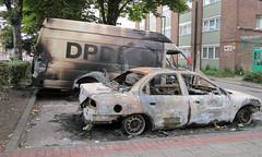 After the Riot - Rheola Close, Tottenham #1