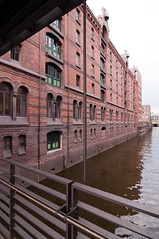 _DSC8998 (durr-architect) Tags: city water port germany district hamburg free goods warehouse transfer neogothic speicherstadt zone warehouses customs redbrick