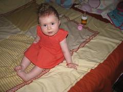 IMG_2892 (luci.c) Tags: pink girl antonia bebe ioana aniversare dungi