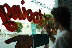 (dusty signs) Tags: california signs dusty sign tattoo painting advertising hand outdoor minneapolis lettering goldenwest