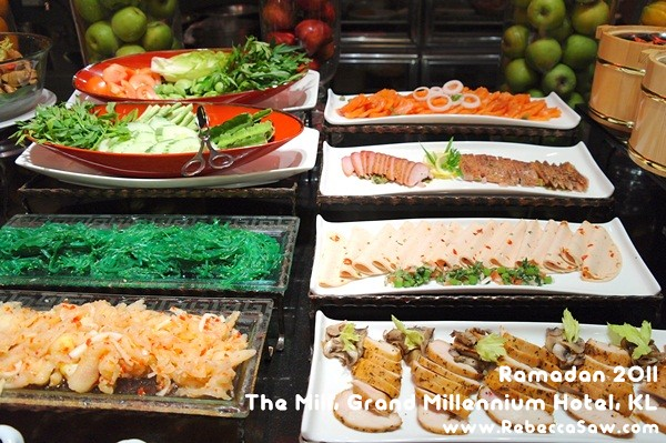 Ramadan buffet - The Mill, Grand Millennium Hotel-45