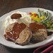 Tossed Garden Salad or Soup, Homemade Meatloaf, Mashed Potatoes, Green Beans, Breads and Dessert