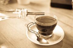340/365 Café de puchero con caña