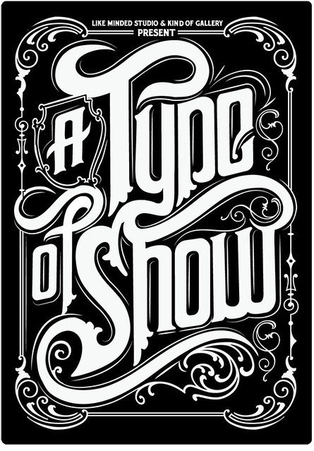 A_type_of_show_flyer_front-1