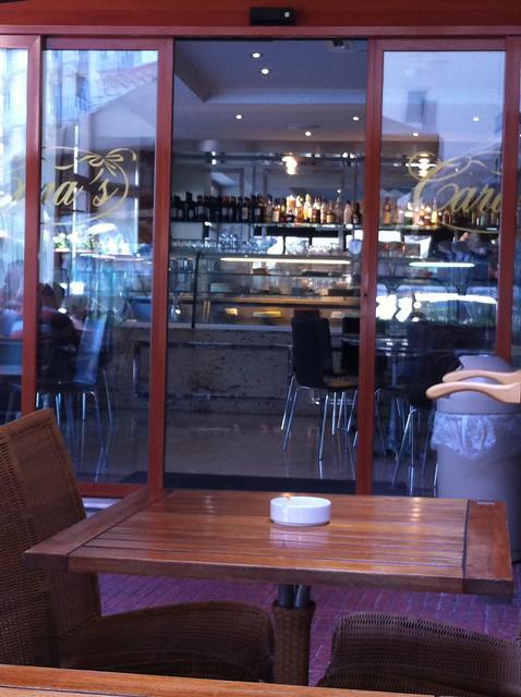 Cara S Cafe Sliema Malta Moving On Up Amp Away