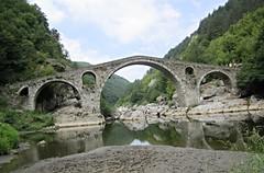 Dyavolski Most/Devil's Bridge, near Ardino, Bulgaria (ali eminov) Tags: bridges devilsbridge ardariver mountains rhodopes rodopi bulgaria şeytanköprüsü dyavolskimost българия eğridere