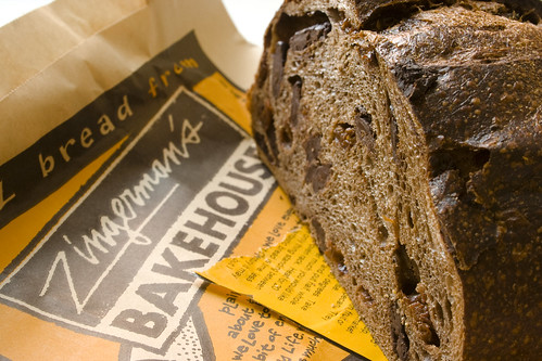 Zingerman's Chocolate Cherry Bread