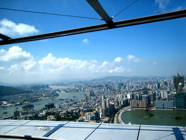 Macau Tower Day 3 (2)
