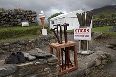 Boots, Walking Sticks & Ice Cream: Croagh Patrick Pilgrimage, 2011
