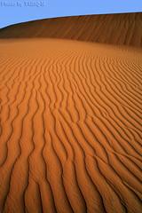 Sand Waves (TARIQ-M) Tags: shadow texture landscape sand waves desert dunes riyadh saudiarabia   canonefs1855         canon400d